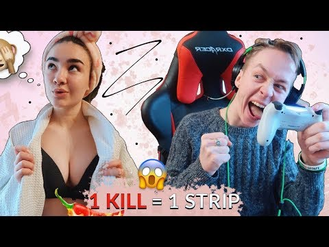 1 KILL = СНЯТЬ 1 ОДЕЖДУ С ДЕВУШКИ 😱1 KILL = REMOVE 1 CLOTHING