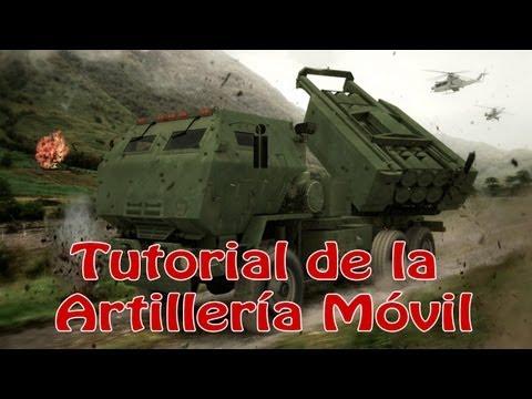 [Battlefield 3] Tutorial para Artillería móvil.