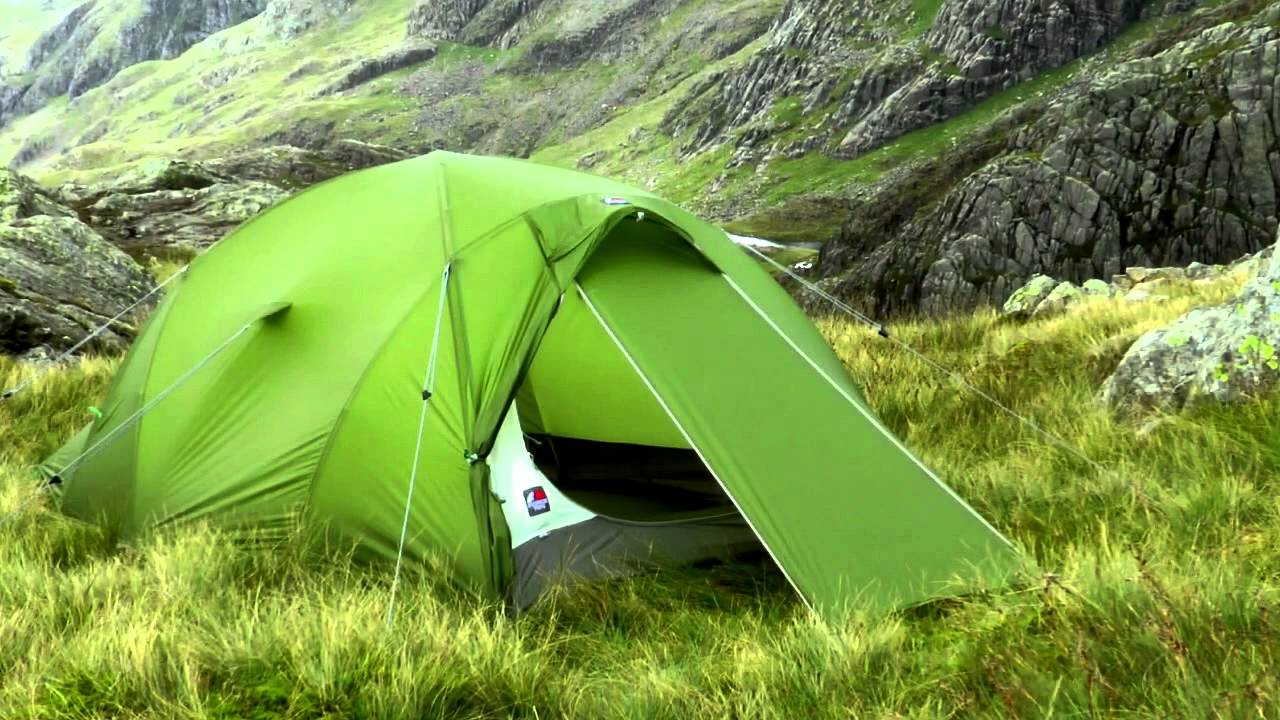& Force Ten MTN 2 Tent - YouTube
