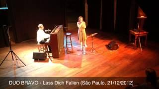 DUO BRAVO - Lass Dich Fallen