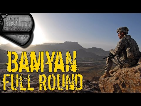 Project Reality 1.42 - Bamyan AAS (US ARMY full round)
