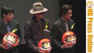 2018年3月25日に開催された第32回高崎映画祭 授賞式より。 『ポエトリー...