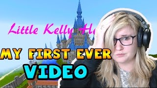 LITTLE KELLY REACTS TO HER FIRST VIDEO! Kelly & Carly Vlogs