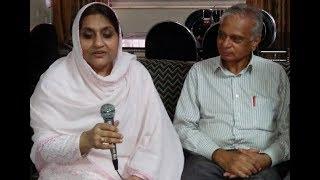 Daughter of Rafi Sahab -Yasmin Parvez
