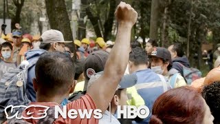 Mexico Earthquake & Unjustified War Crimes: VICE News Tonight Full Episode (HBO)