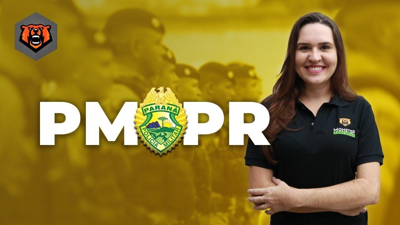 Concurso  PMPR - RLM - Porcentagem - Profª Laís