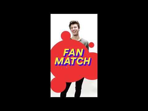Shawn mendes Spotify Fan Match  EM Productions