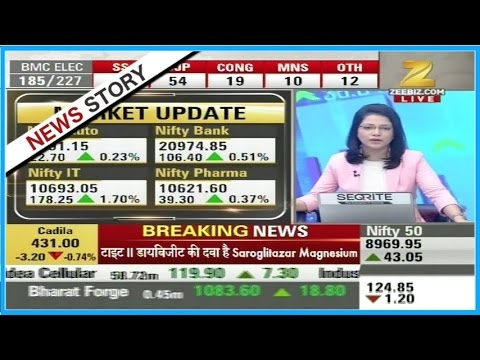 Stocks of HCL Tech, Hindalco, Wipro and Sun Pharma showing strength in the market