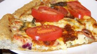 Pepperoni Pizza, Chicken Florentine 5/6 Chef John The Ghetto Gourmet