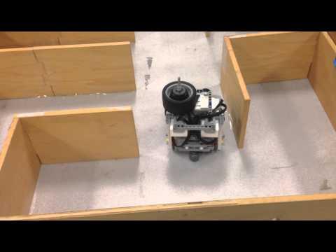 Maze test - Bender