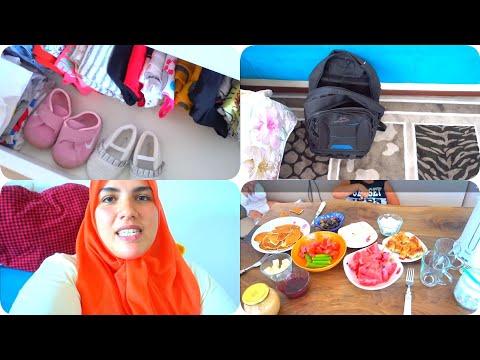 Valiz Hazırlığı | Yolculuk Nereye | Dişi Çıktı | Günlük Vlog