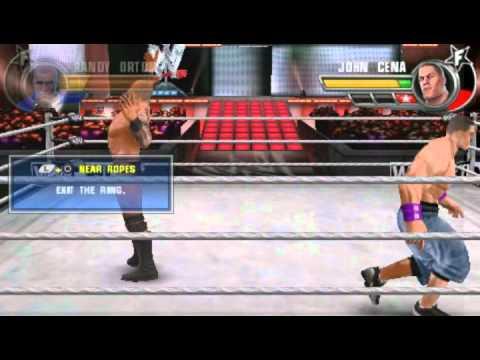 WWE All Stars PSP Gameplay