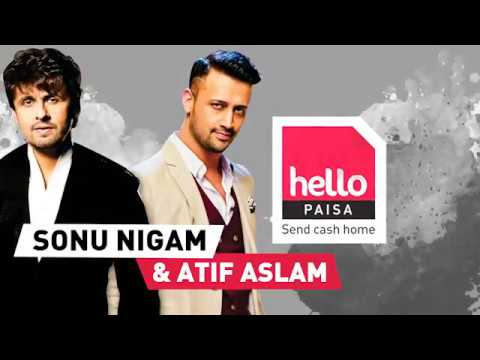 Hello Paisa brings you Sonu Nigam & Atif Aslam LIVE in SA!