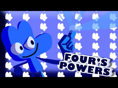 BFB Trivia 68: Four's Powers - Fourtle