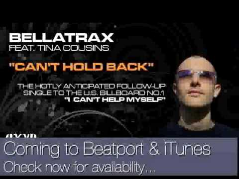 BELLATRAX FEAT TINA COUSIN - can't hold back (HENRY JOHN MORGAN REMIX)