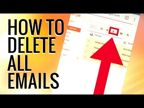 Android Gmail How To Delete All Emails [SOLVED]