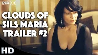 Clouds of Sils Maria Official Trailer #2 (2015) Kristen Stewart, Chloë Grace Moretz  Drama HD