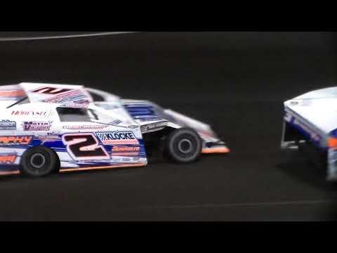 Modified Amain @ Hancock County Speedway 05/18/18