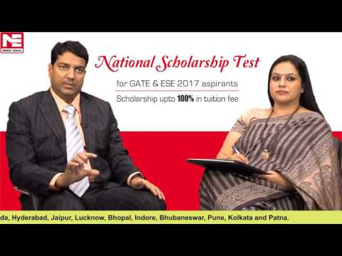 MADE EASY National Scholarship Test for GATE & ESE 2017 aspirants