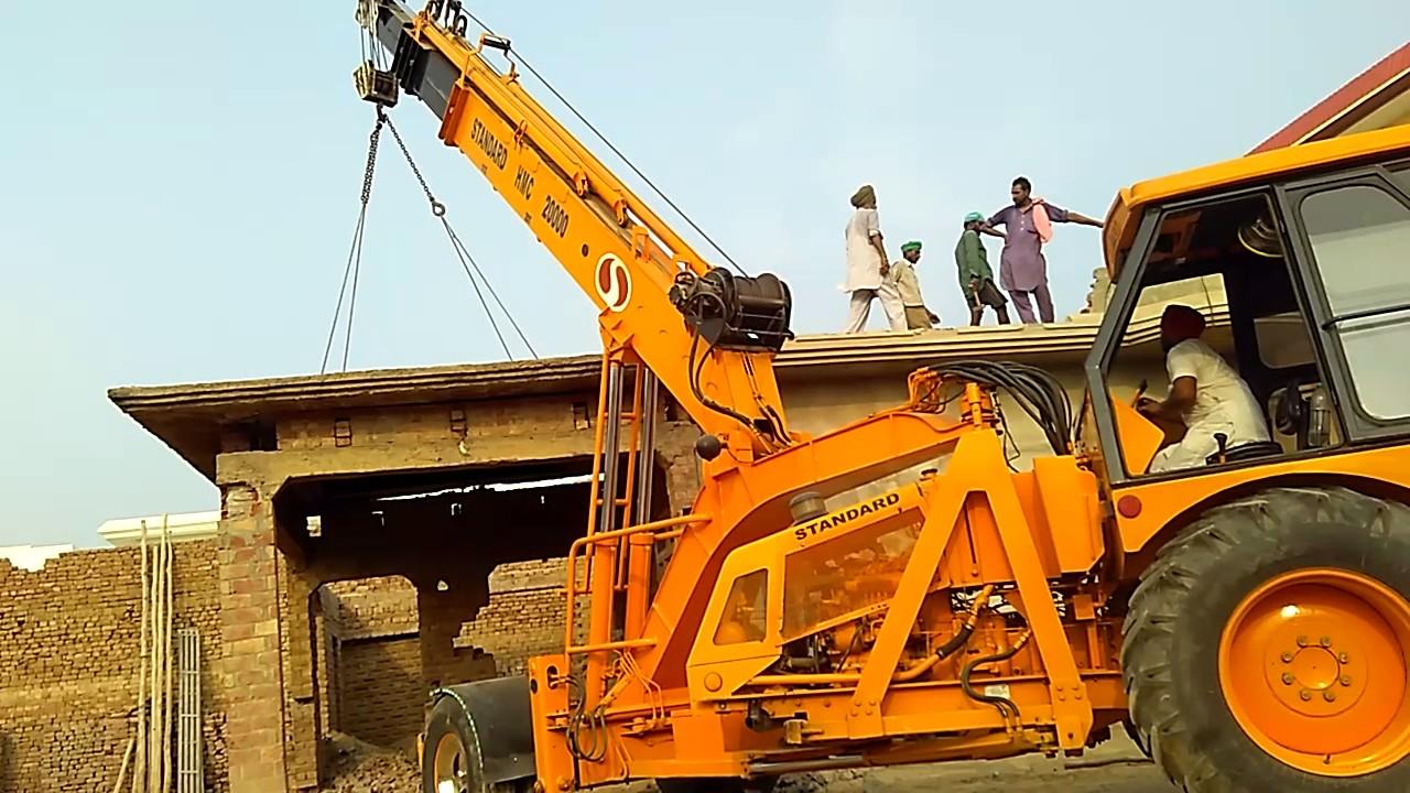picture of hydra crane