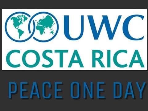 UWC COSTA RICA Peace One Day