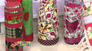 Marli Vieira e Bia Uyeda – Trabalhando com tecido adesivo