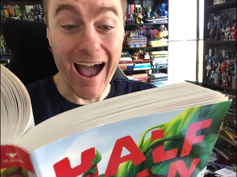 HALF UPON A TIME Chapter 3 Book Reading With James Riley