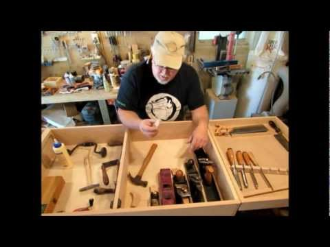 Wall Hanging Tool Cabinet Part 3