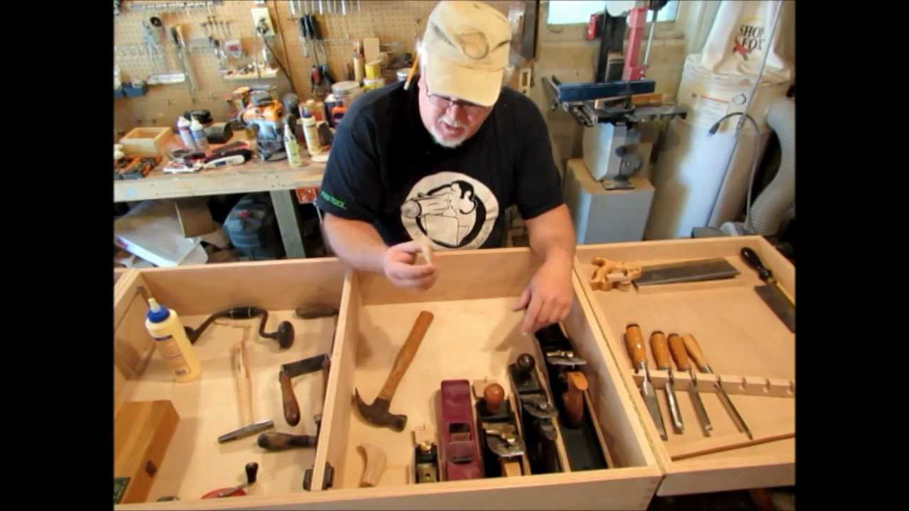 Wall Hanging Tool Cabinet Part 3 Youtube