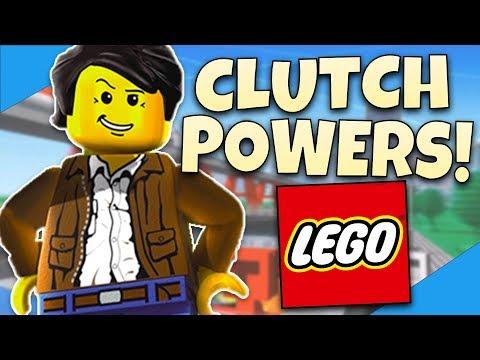 CLUTCH POWERS: The BEST Lego Movie! - Diamondbolt