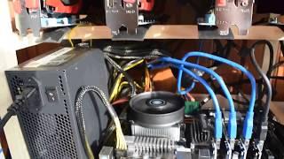 Ферма MSI RX580 4Gb Gaming X - 175000 рублей - доходность, окупаемость и комплектующие