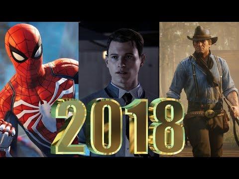 2018 Yılın En İyi 10 Oyunu