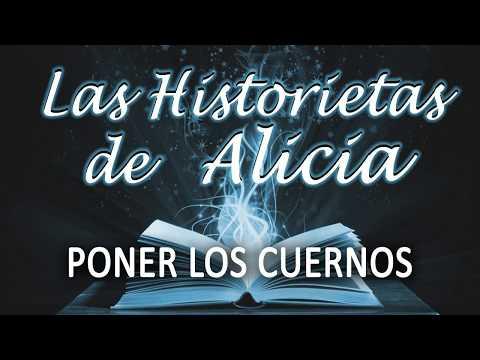 Poner los cuernos - Las Historietas de Alicia