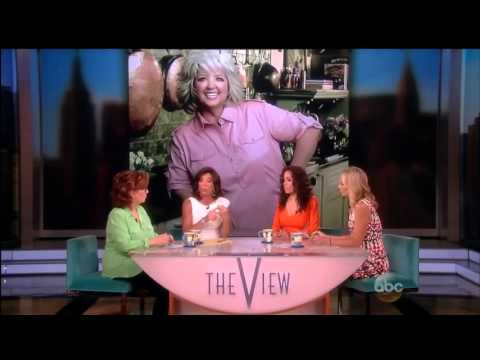 Judge Jeanine Pirro and Sunny Hostin Talk Legal Issues of the Day on The View    ABC   6 26 13