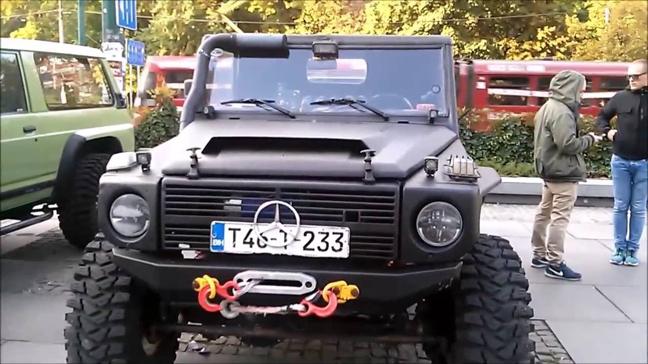 Mercedes g class extreme offroad review youtube for Mercedes benz g class off road
