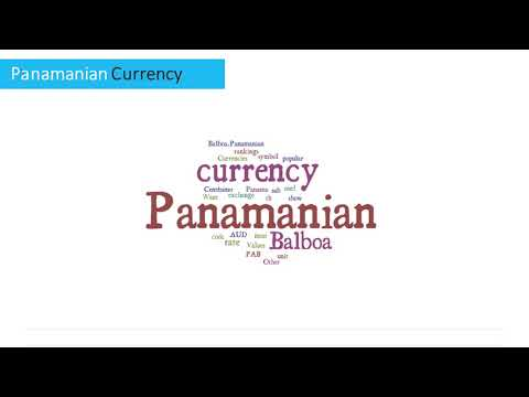 Panamanian Currency - Balboa