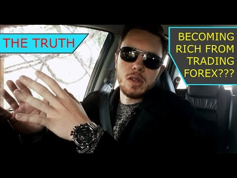 "Becoming rich in ""Forex"" Trading 