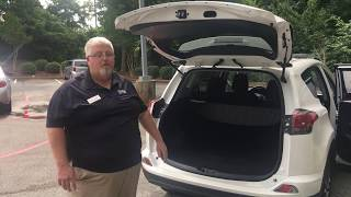 RAV4 LE Secret Compartments Greensboro NC