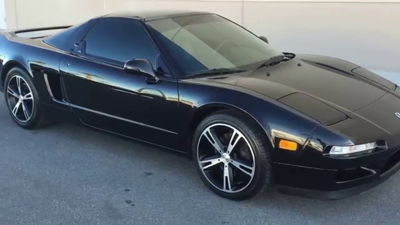 2000 acura nsx with only 13k miles at celebrity cars las. Black Bedroom Furniture Sets. Home Design Ideas