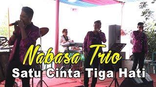 "Download Nabasa Trio (Cover) ""Satu Cinta Tiga Hati"" Ance, Pance pondaag, Deddy Dores"