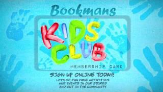 Bookmans Kid's Club