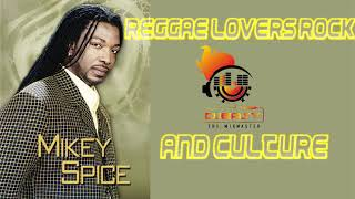 Mikey Spice Best of Reggae Lovers and Culture Mix by djeasy