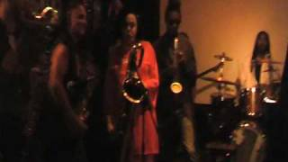 Moist Paula with Burnt Sugar the Arkestra Chamber