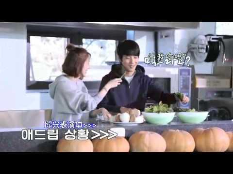 [中字] Marry Him If You Dare Yong Hwa Behind The Scenes- 4