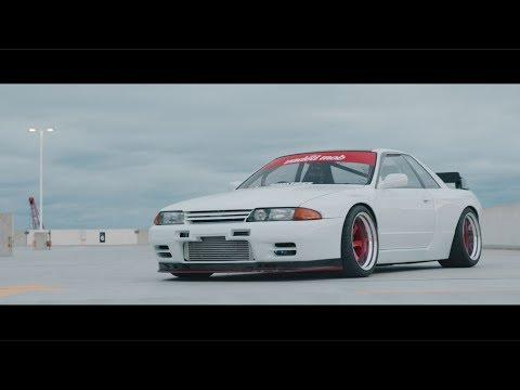Bobby's Pandem Skyline GTR R32 & Nate's Blobeye STI | 4K Short