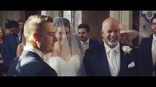 Laura & Mark 10-11-2017 Hengrave Hall | Boutique wedding films & photography