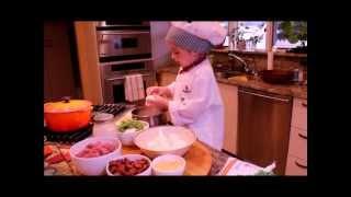 Babi's Kitchen -  Kids Cooking Series #3