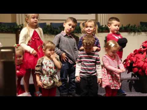 Cinco Aster Christmas Program WeeCare FBC 2016