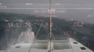 Lagoon 52S Greatcircle - Windforce 10 to Ibiza (ep.16)