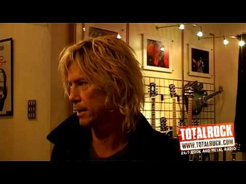 Duff McKagan (Loaded) interview with Sara (TotalRock)